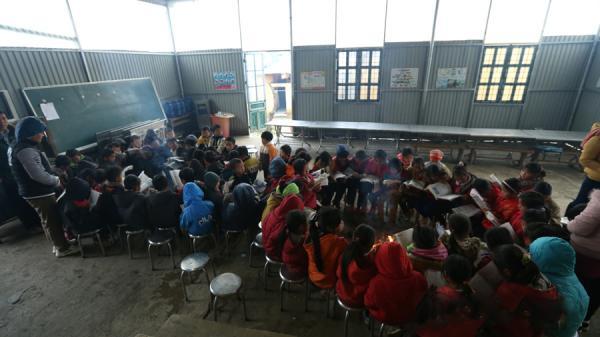 Điện Biên: Học sinh được nghỉ học khi thời tiết dưới 7 độ C