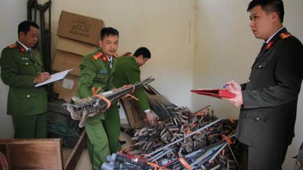 Công an tỉnh Điện Biên phá thành công nhiều chuyên án lớn đầu năm 2018