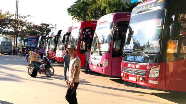 Điện Biên sẵn sàng phương án vận tải hành khách cho dịp Tết Nguyên đán Mậu Tuất