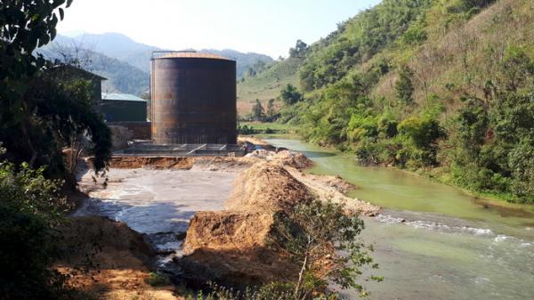 Nước thải nhà máy chế biến tinh bột sắn tại Điện Biên vượt quy chuẩn hàng chục lần