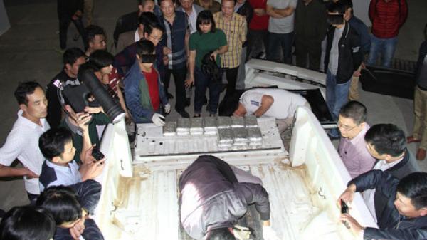 Triệt phá đường dây vận chuyển ma túy trị giá 20 tỷ đồng từ Điện Biên về Lào Cai