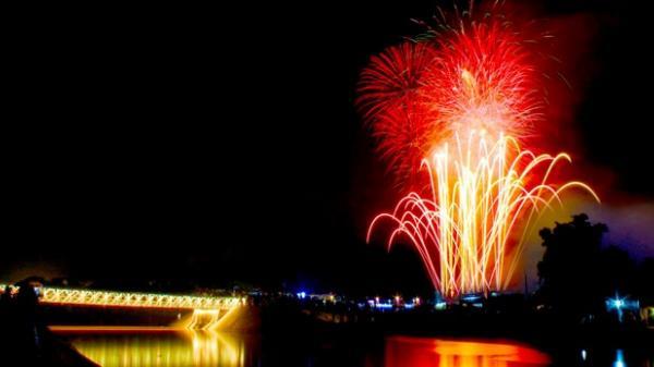 Điện Biên sẽ có 2 điểm bắn pháo hoa trong đêm giao thừa Tết Nguyên đán 2018