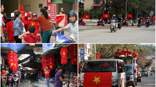 Điện Biên: Những khoảnh khắc không bao giờ quên của người hâm mộ bóng đá