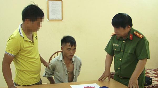 Bắt thanh niên 9X vận chuyển 10.000 viên ma túy tổng hợp