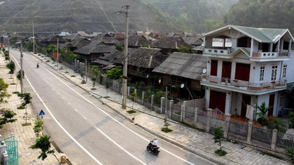 Thị xã Mường Lay sẽ có 16 đường và 2 công trình công cộng được đặt tên, đổi tên