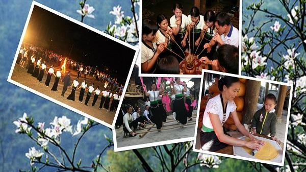 Phong tục đón Tết của người Thái ở Điện Biên và tục gọi hồn trước khi sang năm mới