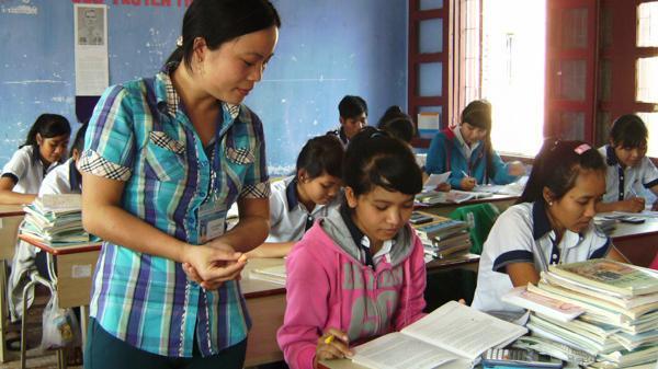 79 vị trí tuyển dụng cho phòng giáo dục và đào tạo huyện Nậm Pồ năm học 2017-2018