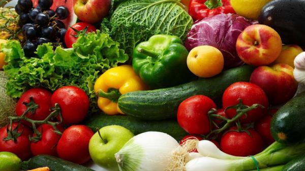 5 loại thực phẩm giúp thanh lọc cơ thể sau Tết