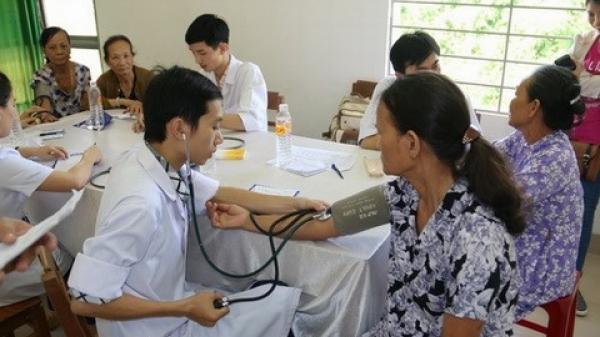 Điện Biên: Tổ chức khám sàng lọc cho người bị khuyết tật