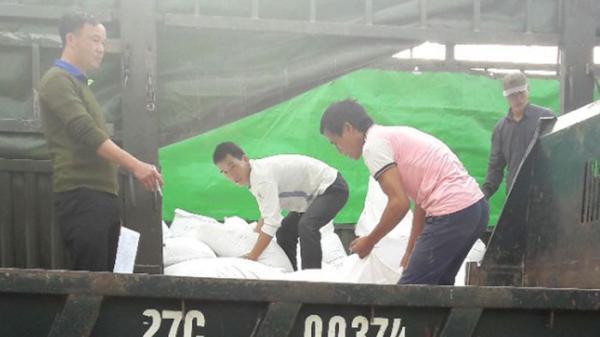 Điện Biên: Tiếp nhận, cấp phát trên 2.618 tấn gạo cho học sinh