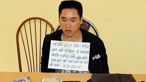 Điện Biên: Bắt giữ 9x đóng vai thư sinh, vận chuyển 2 bánh heroin