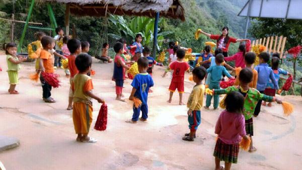 Điện Biên: Nhọc nhằn gieo chữ vùng cao