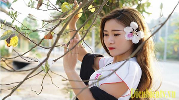 """""""Hoa ban nở thành người con gái Thái"""""""