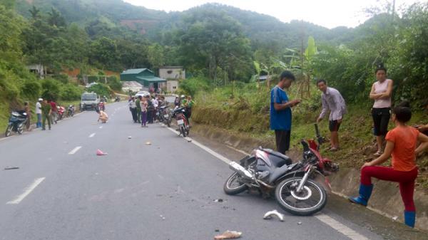 Tai nạn giao thông làm 3 người bị thương nặng