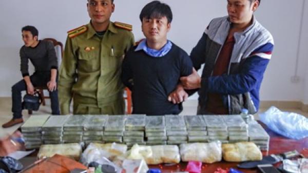 Điện Biên: Phá chuyên án ma túy, bắt 3 đối tượng, thu giữ lượng lớn ma túy