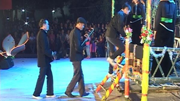 Da diết những bản tình ca trong Sàn hoa Hạn Khuống của dân tộc Thái Điện Biên