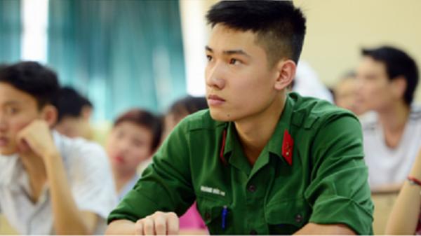 Tuyển sinh: Sửa đổi, bổ sung quy định tuyển sinh vào các trường trong Quân đội