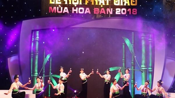 VPUB - Chung kết Liên hoan Tiếng hát các bản làng thuộc địa bàn tỉnh Điện Biên