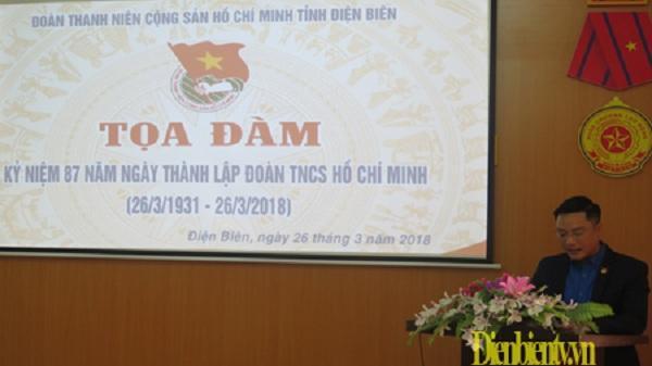 Điện Biên: Nhiều tiết mục văn nghệ, trò chơi tìm hiểu lịch sử trong ngày thành lập Đoàn TNCS Hồ Chí Minh