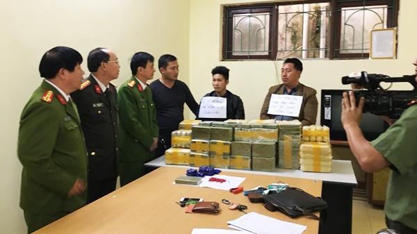 Triệt xóa đường dây ma túy cực lớn, trị giá 50 tỷ đồng ở Điện Biên