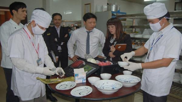 Điện Biên: 98,7% cơ sở kinh doanh đạt tiêu chuẩn về vệ sinh an toàn thực phẩm
