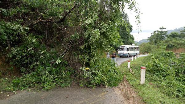 Tủa Chùa: Mưa lớn gây sạt lở và ách tắc nhiều tuyến đường, công trình thủy lợi