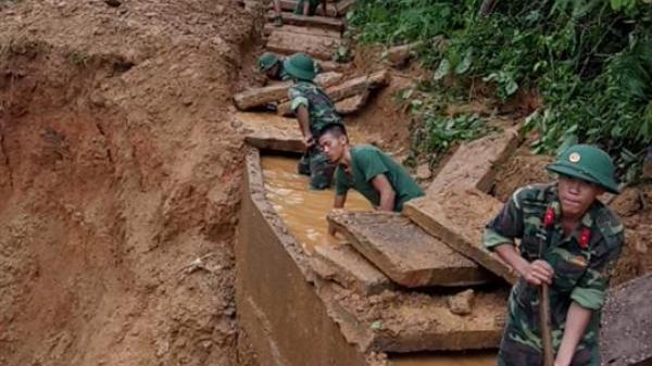 Sự cố mất nước trên địa bàn TP. Điện Biên Phủ và huyện Điện Biên đã được khắc phục tạm thời
