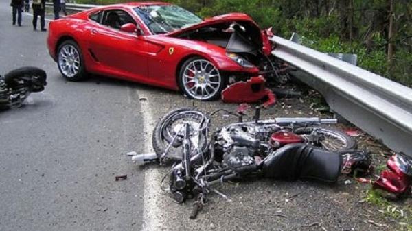 158 người thương vong vì tai nạn giao thông trong 4 ngày nghỉ lễ