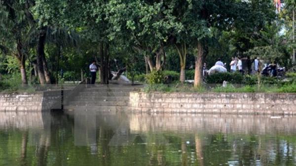 Điện Biên: Một bé trai bị đuối nước tử vong trong hồ khuôn viên đền thờ Hoàng Công Chất