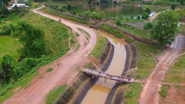 Kỳ vĩ công trình Đại thủy nông Nậm Rốm ở Điện Biên