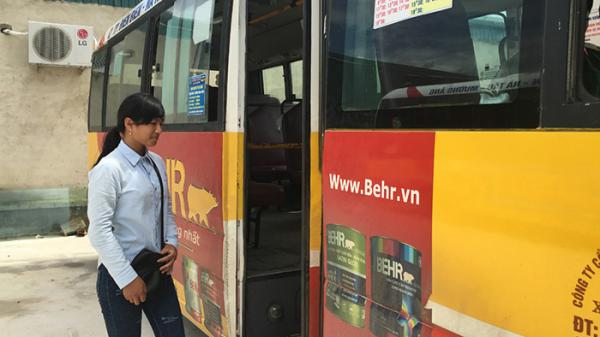 TP. Điện Biên Phủ: Đìu hiu những chuyến xe buýt