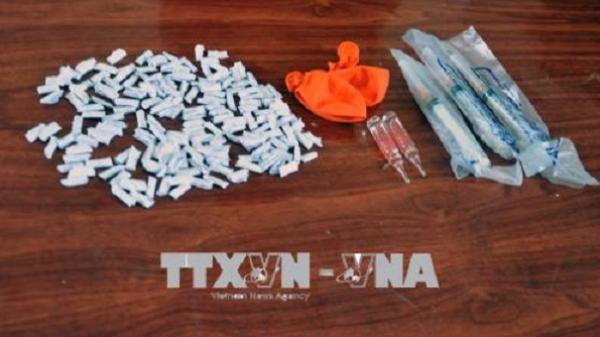 'Quái chiêu' vận chuyển ma túy xuyên quốc gia