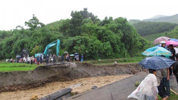 Điện Biên mưa to trong 2 ngày tới, đề phòng xảy ra lũ quét và sạt lở