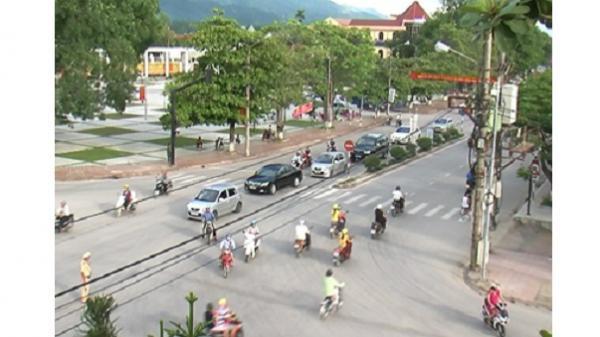 Năm 2018 trên địa bàn tỉnh Điện Biên có 35 điểm đen giao thông cần xử lý