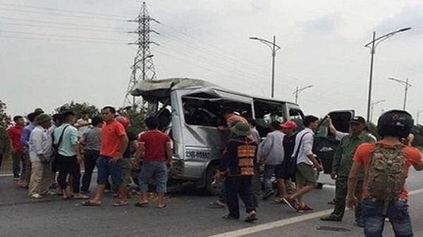 Khởi tố vụ tai nạn khiến 8 người thương vong trên cao tốc Hà Nội - Bắc Giang