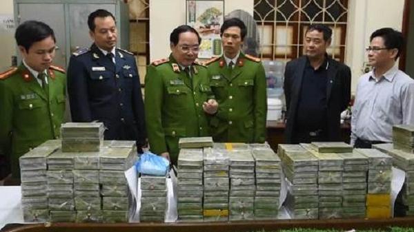 Bắt hơn 13.000 vụ mua bán ma tuý, thu giữ hơn 880kg heroin
