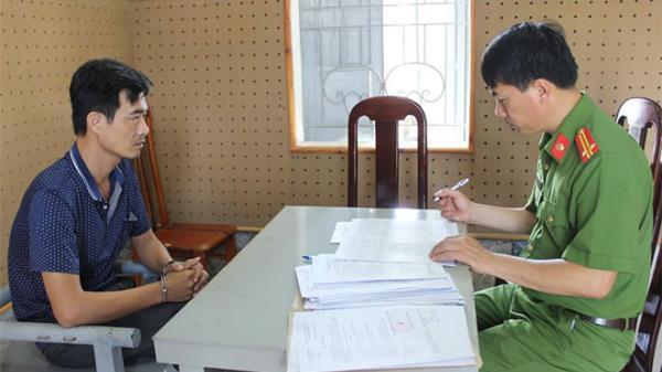 Điện Biên: Tạm giữ hai đầu nậu vận chuyển lâm sản trái phép và tàng trữ ma túy