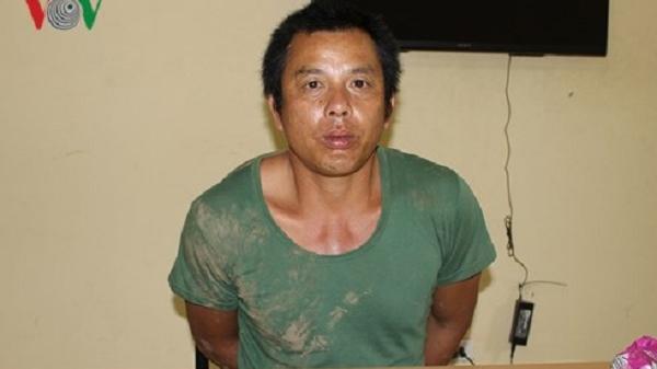 Điện Biên: Một đối tượng vận chuyển 3 bánh heroin điên cuồng chống trả hòng tẩu thoát