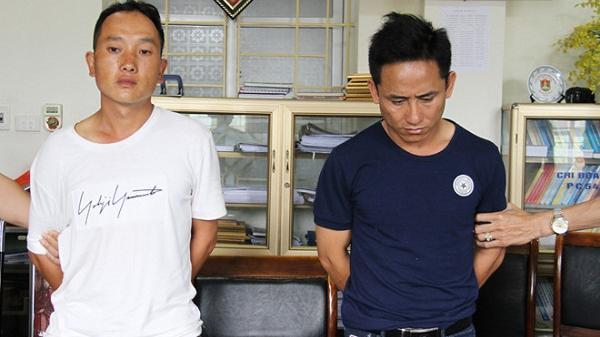 Cảnh sát đột kích nhà nghỉ bắt 2 đối tượng người Điện Biên mang 23 bánh heroin