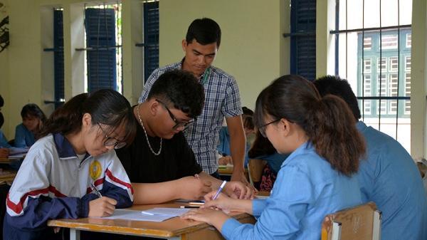 Tâm sự của sĩ tử Điện Biên trước kỳ thi THPT quốc gia 2018