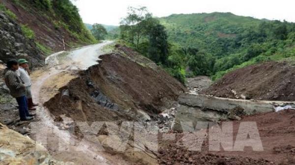 Điện Biên: Thiệt hại hàng tỷ đồng do mưa lũ gây ra
