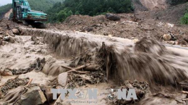 Vẫn còn 11 người mất tích do mưa lũ ở miền núi phía Bắc, cảnh báo mưa lớn diện rộng ở Bắc Bộ