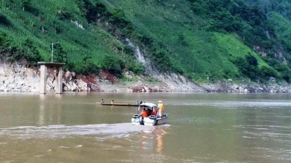 Tiết lộ nguyên nhân lật thuyền trên sông Đà khiến 3 người Điện Biên mất tích