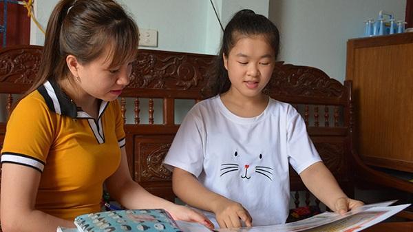 Cô học trò đạt điểm 10 duy nhất tỉnh Điện Biên bật mí việc học đạt kết quả cao