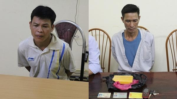Điện Biên: 2 kẻ buôn m.a t.úy tông xe vào Công an định tẩu thoát