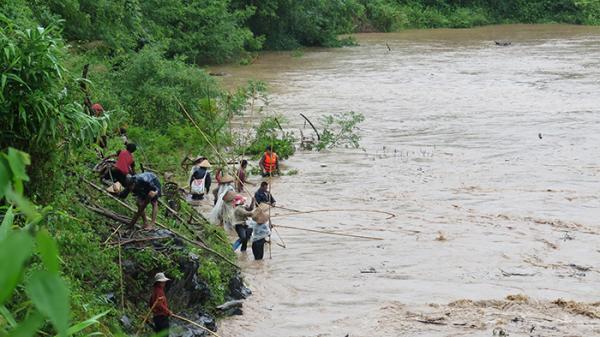 Mưa lũ ở Điện Biên: Bài học đau xót vì sự chủ quan, bất cẩn