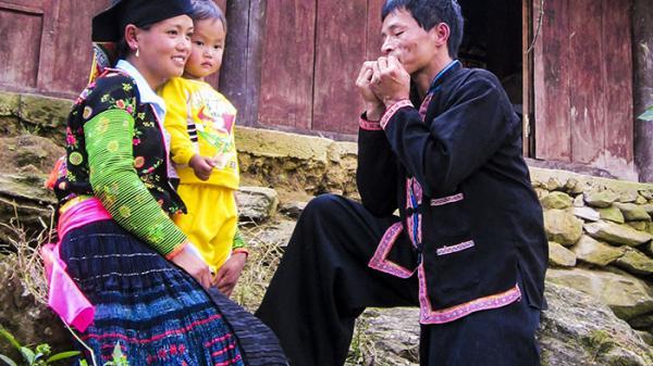 Giới thiệu một số nhạc cụ của dân tộc Mông tỉnh Điện Biên
