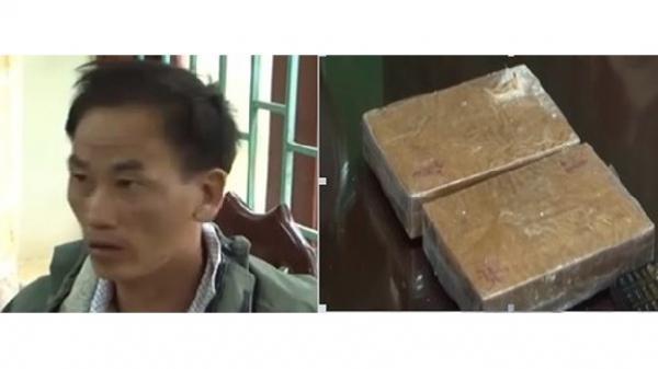 NÓNG: Đang thỏa thuận mua bán ma túy, thanh niên Điện Biên bị tóm gọn