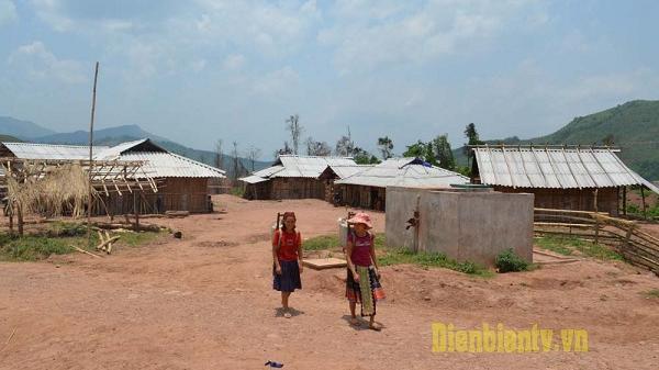 Điện Biên: Đầu tư 2,1 tỉ đồng xây dựng dự án nước sinh hoạt bản Nậm Kè –Mường Nhé