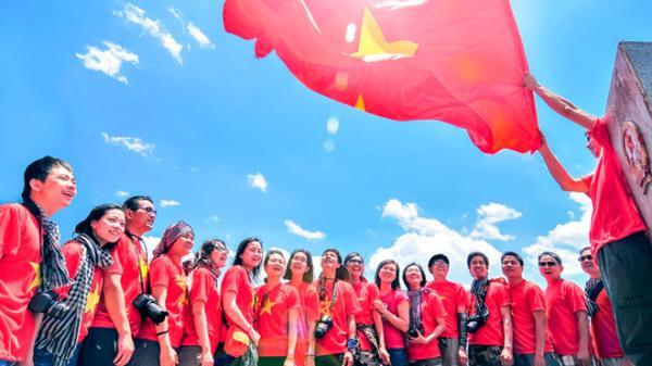 5 điểm đến đẹp sững sờ và khiến người Việt sục sôi dòng máu đỏ